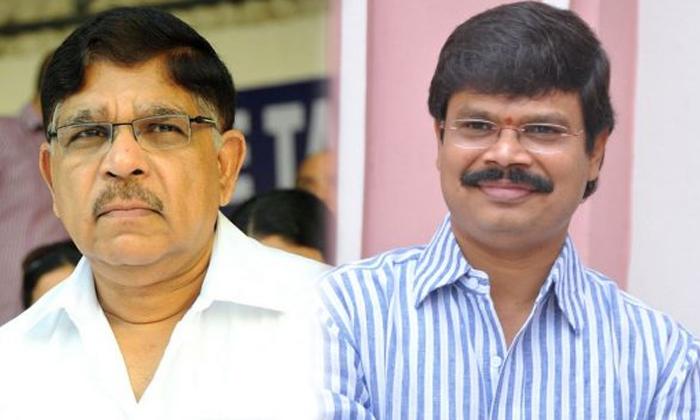 Allu Aravindh Make A Film Boyapati Srinu Directions