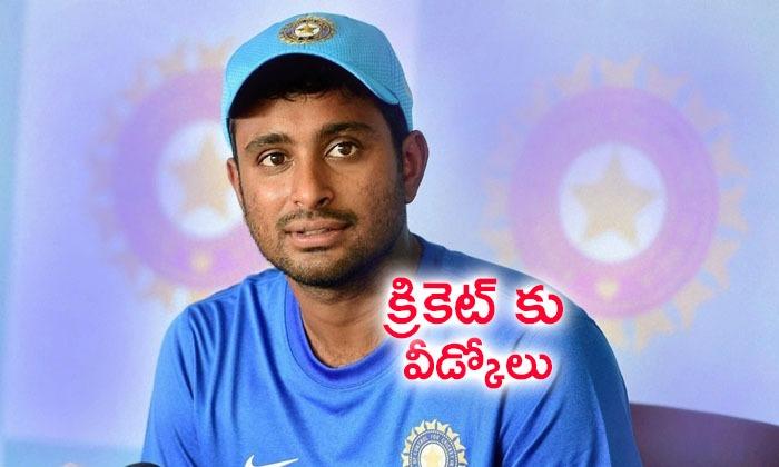 Ambati Rayudu Announces Retirement- -Ambati Rayudu Announces Retirement-