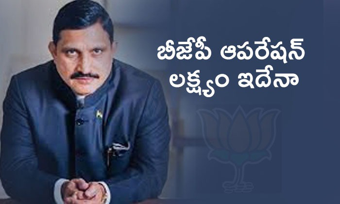Bjp Operation In Sujana Chowdary