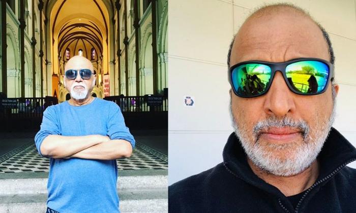 Beard Challenge In Social Media Goes Viral