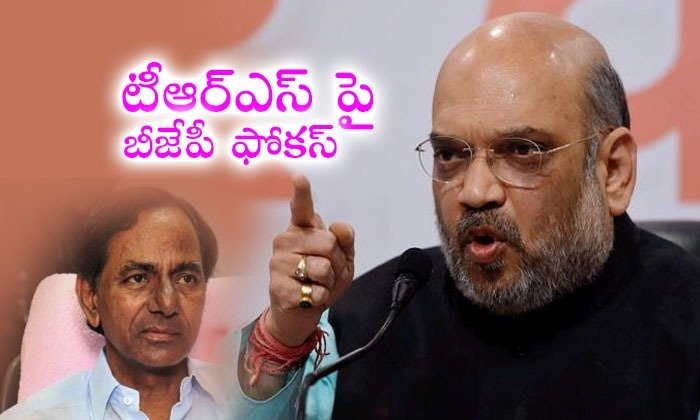 Bjp Plan To Move In Ts