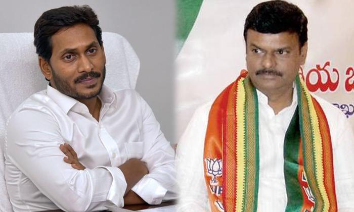 బీజేపీ టార్గెట్ వైసీపీనా కారణం ఇదేనా -Political-Telugu Tollywood Photo Image