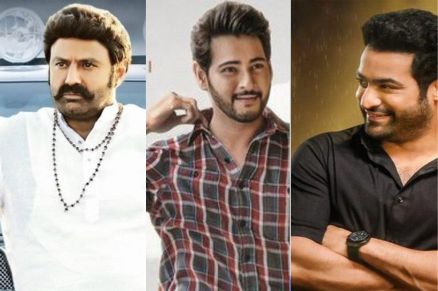 Cm Jagan With Mahesh Ntr And Balakrishna In An Event - Telugu Tollywood Movie Cinema Film Latest News Cm Jagan With Mahesh Ntr And Balakrishna In An Event -