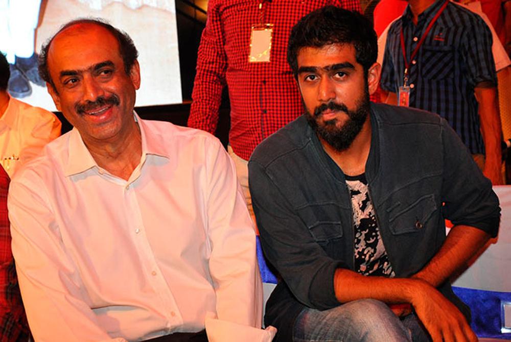 Daggubati Abhiram First Movie Updet - Telugu Tollywood Movie Cinema Film Latest News Daggubati Abhiram First Movie Updet -