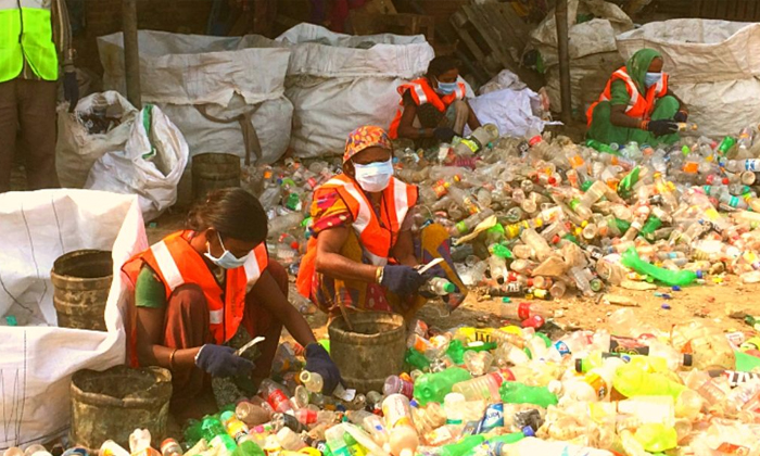 India S First Garbage Cafe In Chhattisgarh - Telugu Viral News India S First Garbage Cafe In Chhattisgarh -