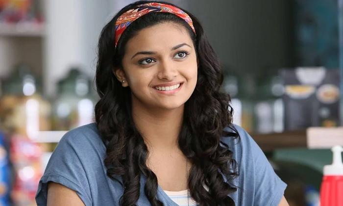 Keerthy Suresh Big Hopes On Bollywood - Telugu Tollywood Movie Cinema Film Latest News Keerthy Suresh Big Hopes On Bollywood -