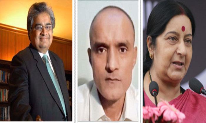 Kulbhushan Jadhav Sentence Stayed