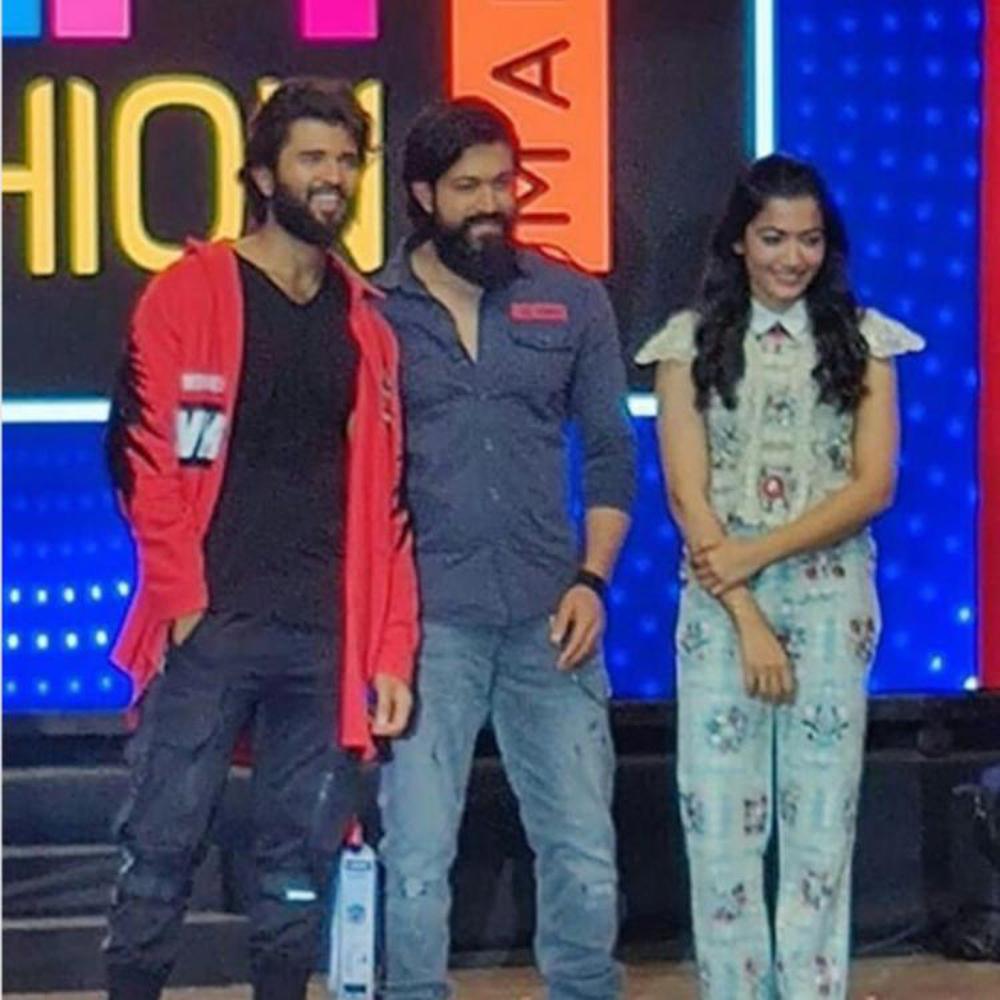 Music Fest Idia Work Outs For Vijay Devarakonda- Telugu Tollywood Movie Cinema Film Latest News Music Fest Idia Work Outs For Vijay Devarakonda--Music Fest Idia Work Outs For Vijay Devarakonda-