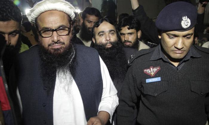Pak Plan To Arrest Hafiz Saeed - Telugu Viral News Pak Plan To Arrest Hafiz Saeed -