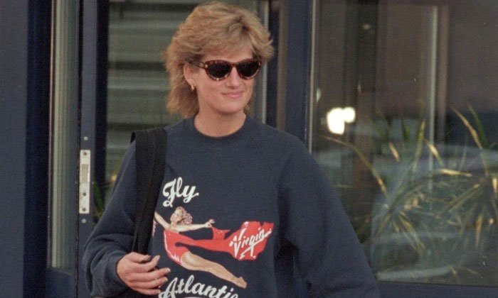 Princess Diana's Old Gym Sweatshirt Sold For Rs 37 Lakh At Auction