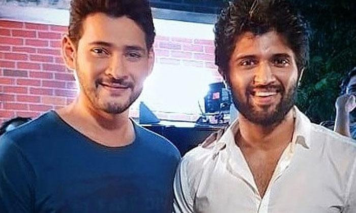 Puri Jagannath Gets A Script Ready For Vijay Devarakonda-