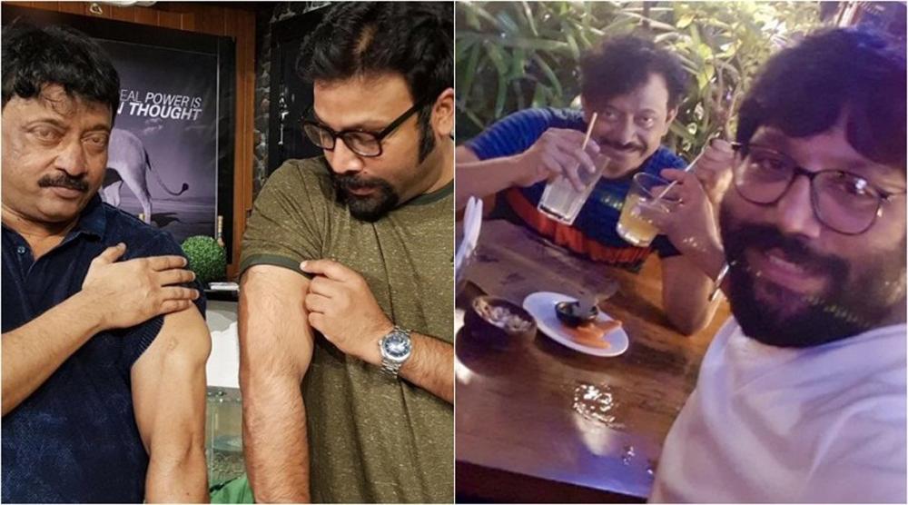 RGV Comments on Kabeer Singh Movie - Telugu Tollywood Movie Cinema Film Latest News RGV Comments On Kabeer Singh Movie -