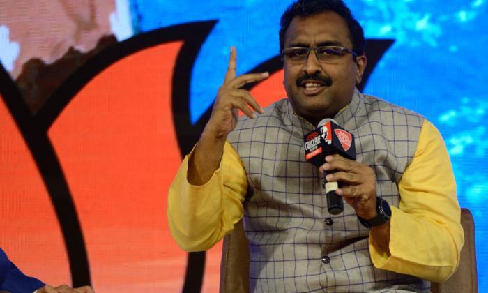 రాంమాధవుడు రాజకీయం ఏపీలో వర్క్ అవుట్ అవుతుందా-Telugu Political News-Telugu Tollywood Photo Image