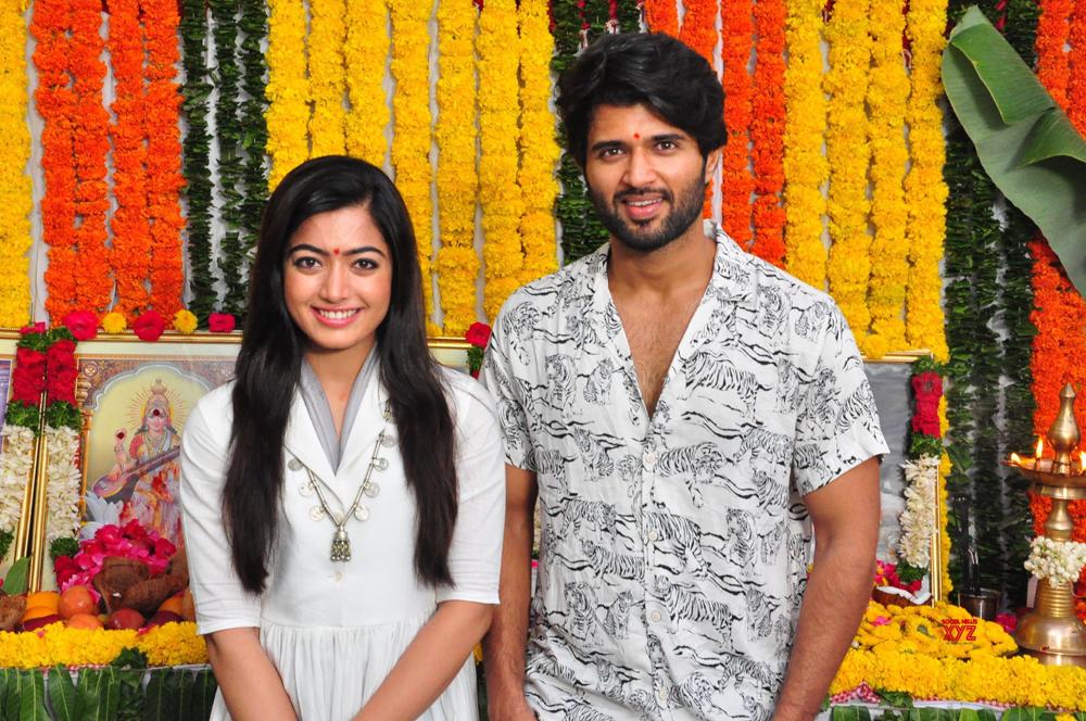 Rashmika Mandana Coments On Dear Comrade Movie - Telugu Tollywood Movie Cinema Film Latest News Rashmika Mandana Coments On Dear Comrade Movie -