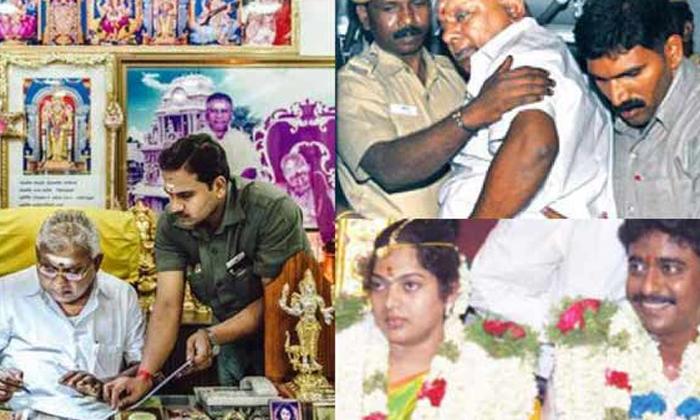 Sarvana Bhavan Owner P Rajagopal - Telugu Viral News Sarvana Bhavan Owner P Rajagopal -