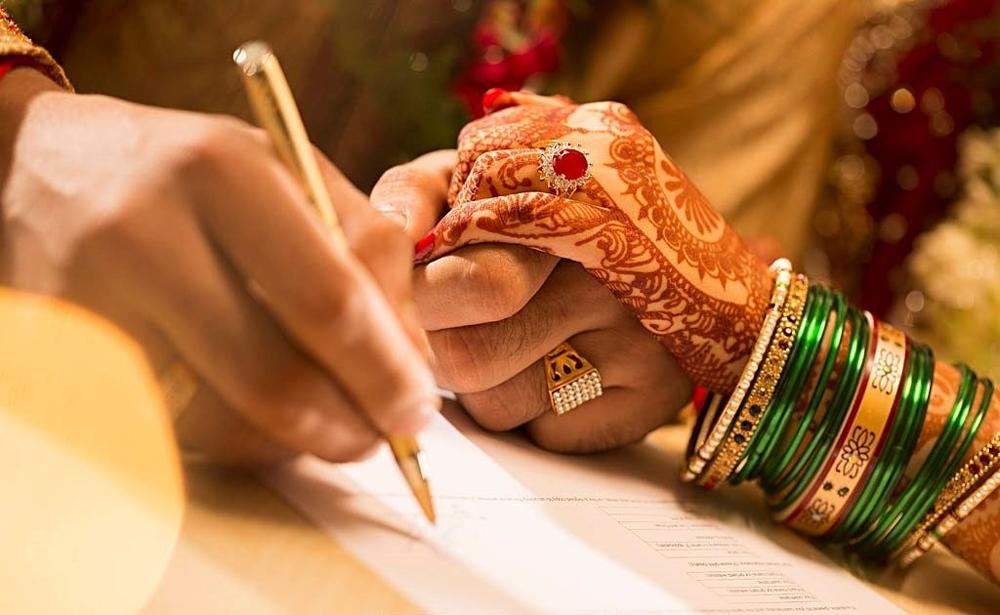 Scene Reverse At Tamilanadu Marriage - Telugu Viral News Scene Reverse At Tamilanadu Marriage -
