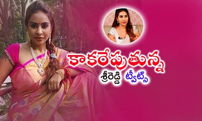 Srireddy Comments On Oh Baby Movie