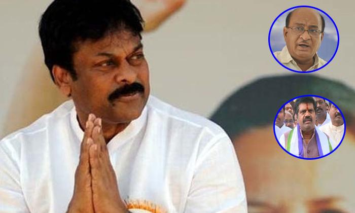 చిరంజీవిపై పొగడ్తల వర్షం ఇప్పడే ఎందుకో -Political-Telugu Tollywood Photo Image