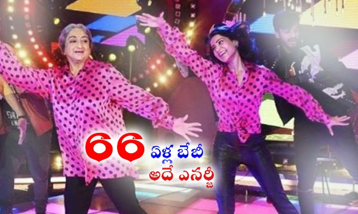 Lakshmi Busy In Tollywood