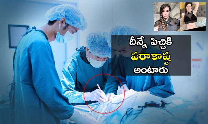 Woman Spent 1.5 Crore Money For Transforming Her Body- Telugu Viral News Woman Spent 1.5 Crore Money For Transforming Her Body--Woman Spent 1.5 Crore Money For Transforming Her Body-