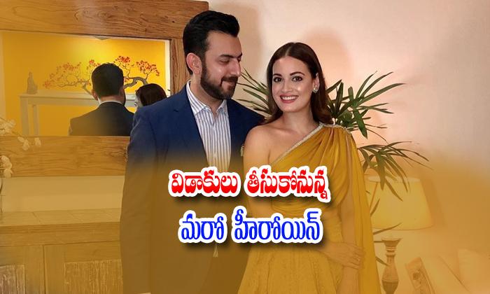 Dia Mirza And Husband Sahil Sangha Announce Separation- Telugu Tollywood Movie Cinema Film Latest News Dia Mirza And Husband Sahil Sangha Announce Separation--Dia Mirza And Husband Sahil Sangha Announce Separation-