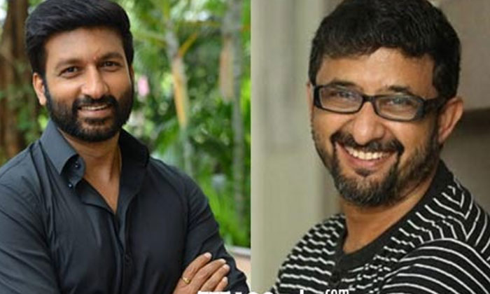 Director Teja Plan To Action Film With Gopi Chand