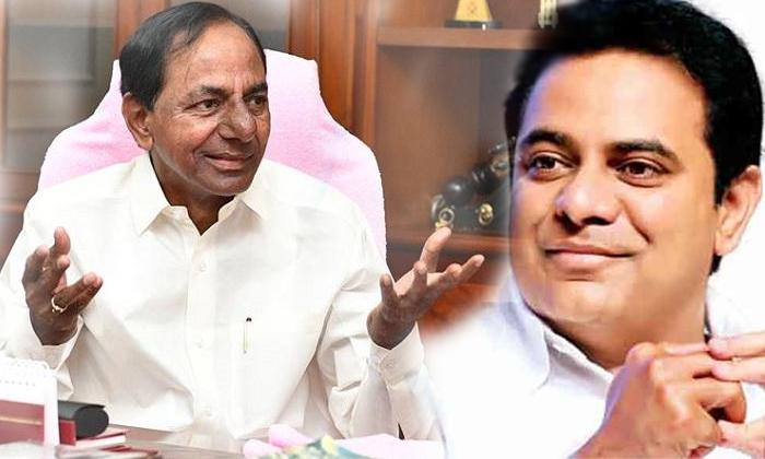 కేసిఆర్ క్యాబినెట్ విస్తరణ కేటీఆర్ కోసమేనా -Political-Telugu Tollywood Photo Image