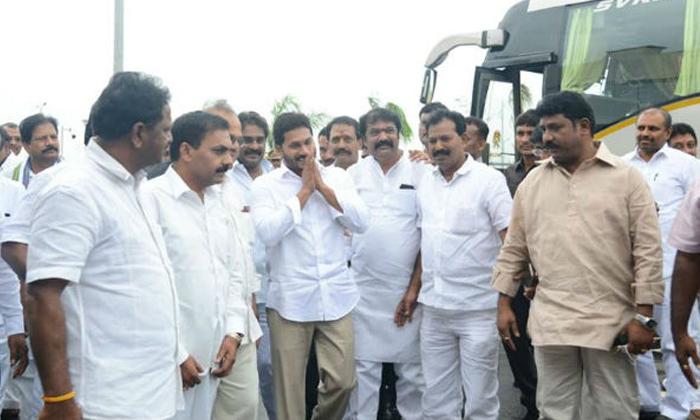 Telugu Andhrapradesh Cm Ys Jagan, Botsa Satyanarayana, Chandrababu Naidu, , Vijay Sai Reddy, Ycp Party, Yv Subba Reddy-Telugu Political News