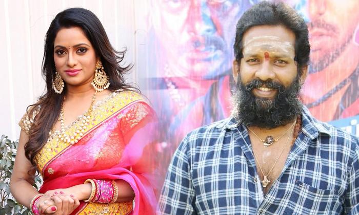 బాబా భాస్కర్, ఉదయభాను మద్య అసలు ఉన్నది ఏంటీ ఆయన భార్య ఎందుకు గొడవ పడేది-Movie-Telugu Tollywood Photo Image