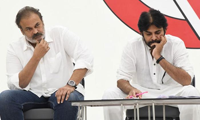 నాగబాబు కు ఏమైంది సమావేశాల్లో కనిపించరేమి -Political-Telugu Tollywood Photo Image