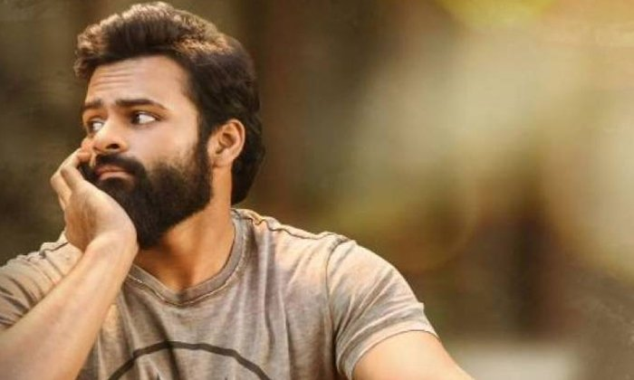 Sai Dharam Tej Different Movie With New Director - Telugu Tollywood Movie Cinema Film Latest News Sai Dharam Tej Different Movie With New Director -