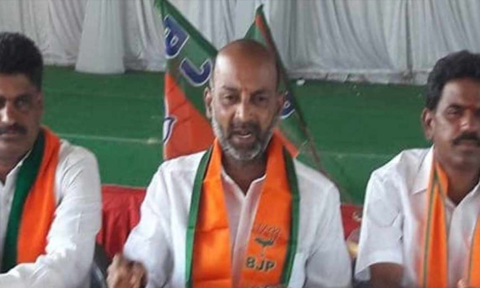 Bandi Sanjay Telangana Bjp New Chief-bandi Sanjay,bjp Mp Bandi Sanjay,lakshman Telugu Political Breaking News - Andhra Pradesh,Telangana Partys Coverage-Bandi Sanjay Telangana BJP New Chief-Bandi Bjp Mp Lakshman