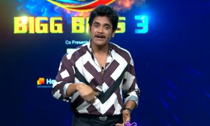 Bigg Boss 3 Telugu Seventh Week Elimination Leaked-bigg Boss 3 Telugu,nagarjuna,seventh Week Elimination Telugu Tollywood Movie Cinema Film Latest News-Bigg Boss 3 Telugu Seventh Week Elimination Leaked-Bigg Nagarjuna