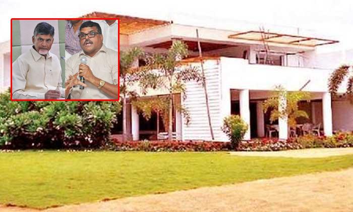బాబు ఇంటిని కూల్చబోతున్నట్లుగా పుకార్లు-Political-Telugu Tollywood Photo Image