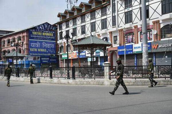 Charged By Telecom Companies Despite Blackout Says Kashmir People-Despite Communication Kashmir People Telecom Under Article 370