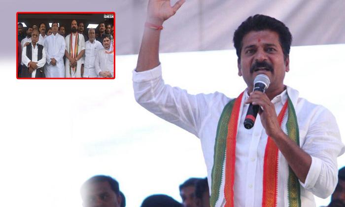 రేవంత్ దూకుడు సీనియర్లకు నచ్చడంలేదా -Political-Telugu Tollywood Photo Image