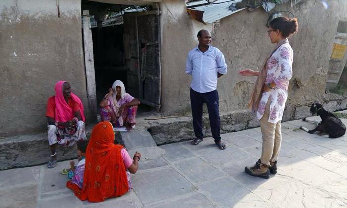 Telugu Chhavi Rajawat, , Delhi University Complete In Mba, Rajavath, Resignation In Job, Village Problems, Village Serpunch-