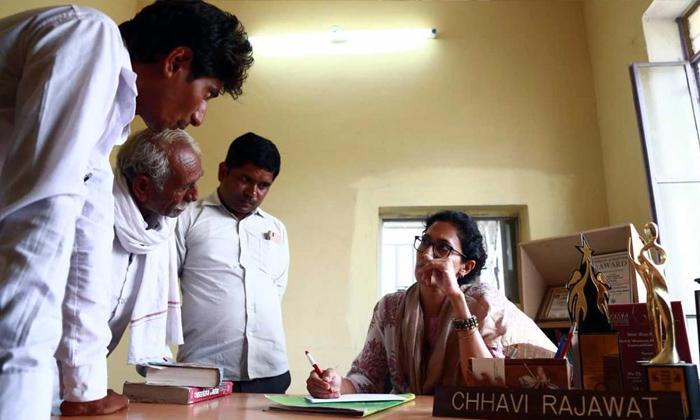 ఢిల్లీలో ఎంబీఏ చేసిన ఆమె గ్రామ పరిస్థితి చూసి రూ. 80 వేల ఉద్యోగం వదిలేసి ఏం చేసిందో తెలుసా-General-Telugu-Telugu Tollywood Photo Image