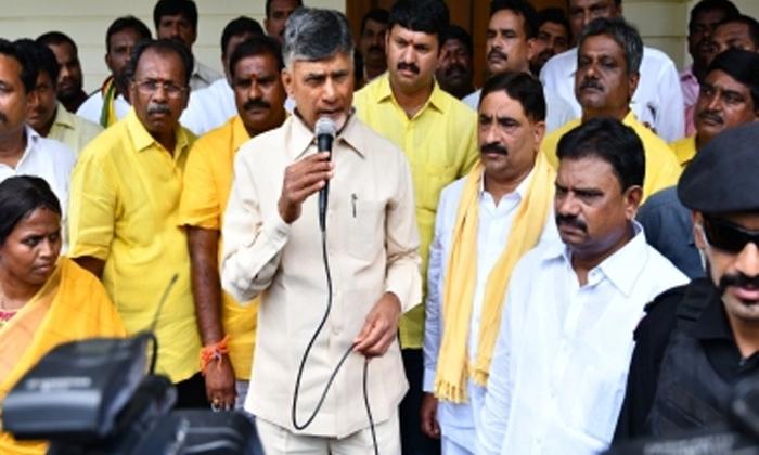 Telugu Chandrababu Chalo Atmakur, Devipatanam Boat Trajediy, Jagan, Kodela Sivaprasad Dead Issue-Telugu Political News