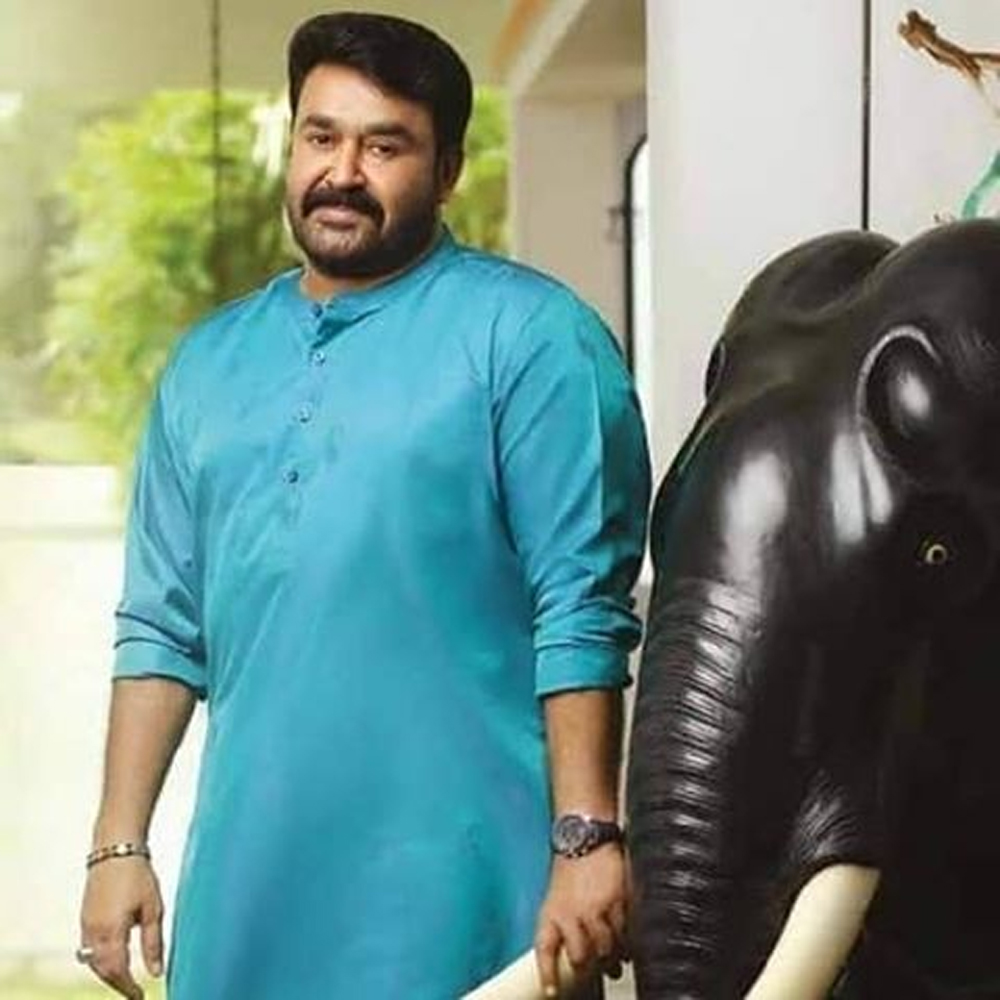 Telugu Forest Department Files Charge Sheet On Mohan Lal, Kannada Superstar Mohanlal, Mohanlal-