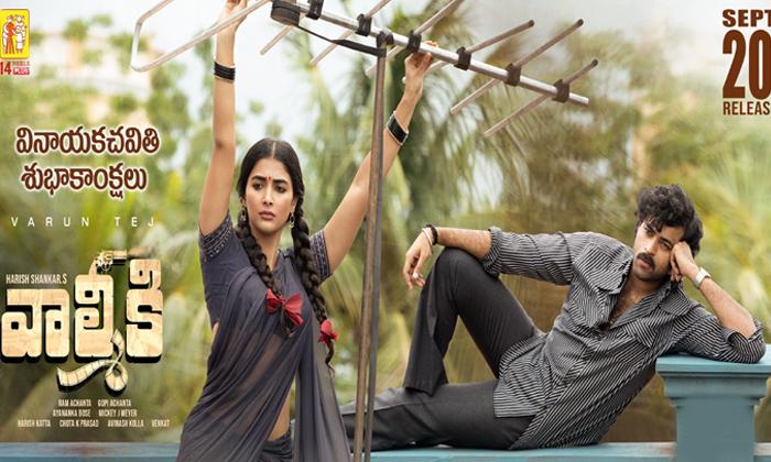 Telugu Athrva Another Actor, Harish Shanker, Pooja Hegde, Valmiki, Valmiki Movie Getting Positive Talk, Varun Tej Valmiki Latest Update-