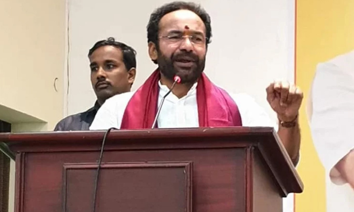 Kishan Reddy Comments Devipatnam Boat Incidents-