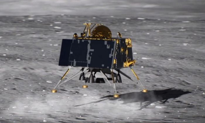 Latest Update Of Vikram Lander-moon Landing Crash,orbital In Sequel Getting Signal From Vikram,vikram Lander-Telugu Trending Latest News Updates-Latest Update Of Vikram Lander-Moon Landing Crash Orbital In Sequel Getting Signal From Lander