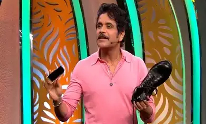 Telugu Nagarjuna, Nagarjuna Fire In Mahesh Get Out Of Big Boss, Shilpa Chakravarthi, Telugu Big Boss 3-