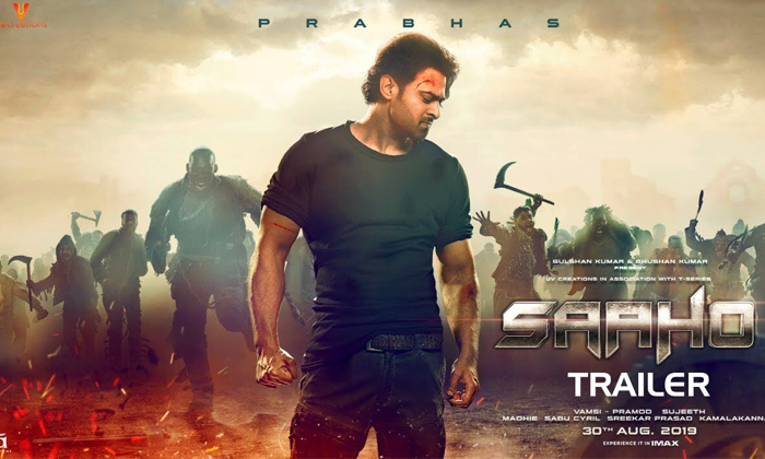'సాహో' ఆట పూర్తి-Movie-Telugu Tollywood Photo Image