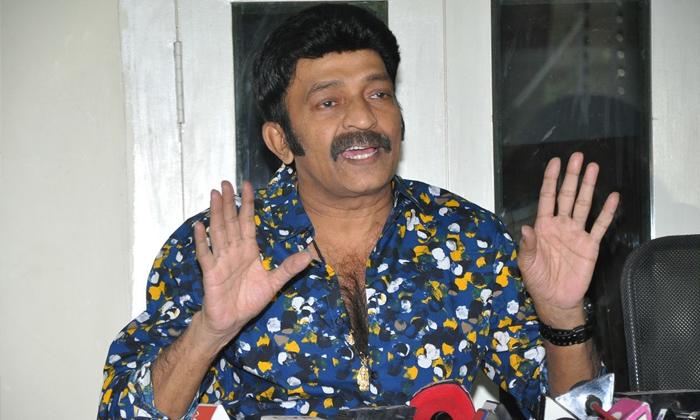 Rajashekar Donate 10 Lakhs To MAA Association-Rajashekar