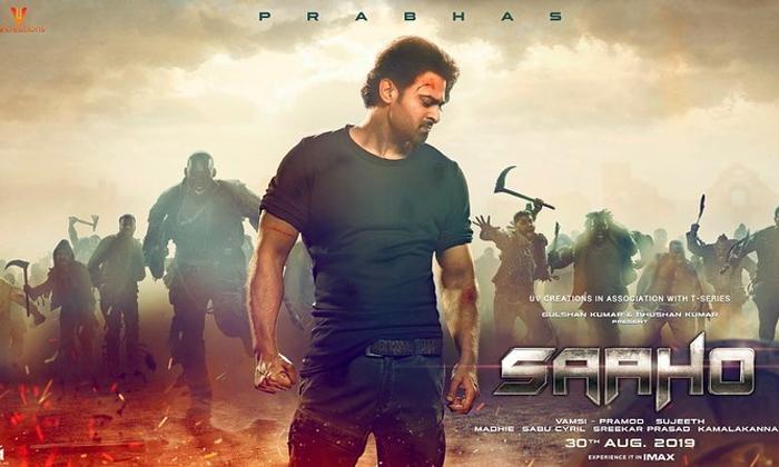 Sahoo Movie Running Successfully In Bollywood-Prabhas Craze