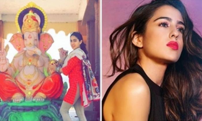 Telugu Islam, Saif Alikhan Daughter, Sara Alikhan, Social Media Troll Sara Alikhan-