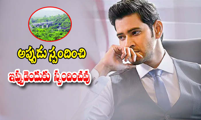 Social Media Troll On Mahesh Babu