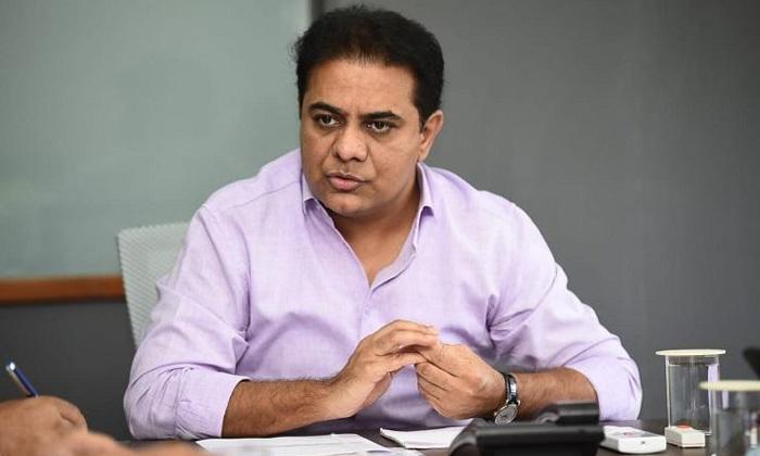 Telugu Ap Cm Jagan Mohan Reddy, Chandrababu Naidu Developing Amaravathi, Jagan, Kcr, Ktr, Ktr Said In One Interview Kcr Give The 100cr To Ap Amaravathi Development, -Telugu Political News